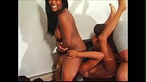 2 black 19 year old thots eat eachothers pussy and get fucked for cash