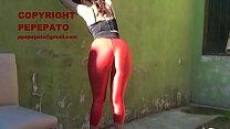 madura en leggings 2
