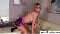 Alone Sexy Hot Girl (angela sommers) Masturbates On Tape vid-03