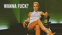 Rewind: Sharon Stone is a big tease.