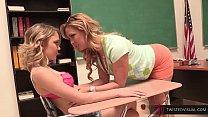 Dakota Skye's Painful Anal with Lesbian Stepmother Cherie Deville
