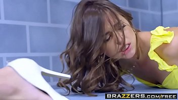 Brazzers - Brazzers Exxtra - Licking Locked Up scene starring Elsa Jean Riley Reid and Jean Val Jean