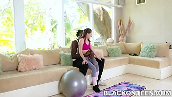 Tempting The Personal Trainer Aften Opal, Louie Smalls