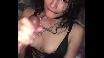 Geneva Ayala blowjob