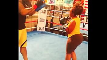 Big Booty Boxing