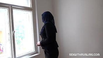 Трахнул мусульманку. Арабское порно. Секс с мусульманкой.