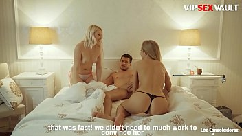 VIP SEX VAULT - Hot Russian Teen Spend Her Night WIth Her Rich Friends - Lola Taylor