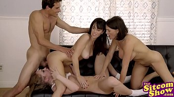 Threesome Company - Three May Be Company, But Four Is A Party!