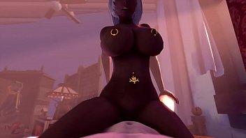 Whore Queen ~Queen Nualia~