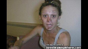 Skank Hooker Pleases Men In Hotel Room (Stop Jerking Off! Try It: DailyFuck.org)