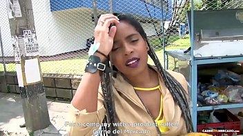 MAMACITAZ - #Ana Ebano - Ebony Colombian Hot Pickup And Fuck