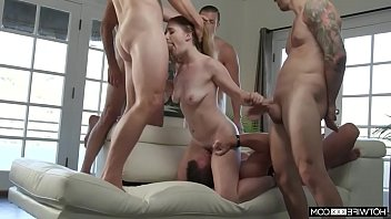 Laney Grey - My Wifes First Blowbang