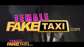 Female Fake Taxi Horny driver cums in gorgeous fitness babes mouth