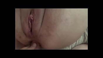 2015-08-03 - Fisting BBW fuckmeat cunt while balls deep in her ass