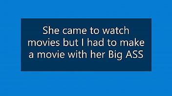 Thick Kaduna bitch came to watch a movie but got BBC