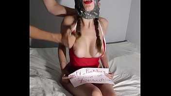Fifi Fuckbag is a Limitless Slutty Teen who Loves Face Slap