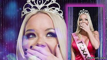 Miss America double penetration fucked