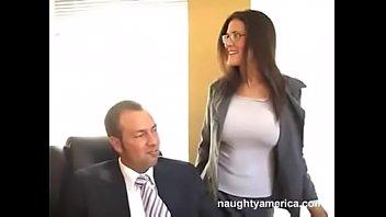 Austin Office 3some