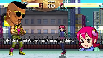 MUGEN Mayl dummy Showcase   Powergirl