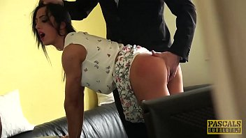 PASCALSSUBSLUTS - Babe Skyler McKay Submits to Hung Master