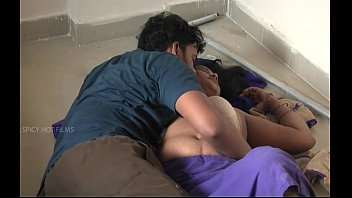 sexy hot mallu bhabi boobs pressed by boyfriend desiunseen.net