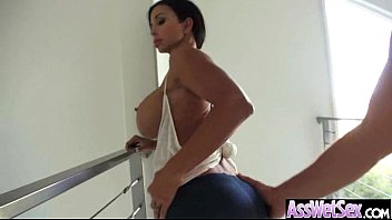 Big Butt Oiled Girl Get Anal Hardcore Sex movie-14