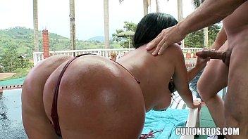 Big Butt Colombian MILF