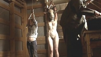 Hannah Bryan totally nude in mainstream horror film The Rites of Spring (2011)