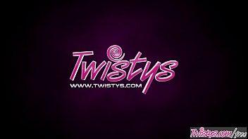 Twistys - (Nikki Daniels) starring at Blue Valentine