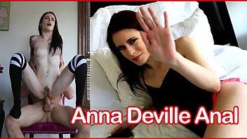 Tattooed Cutie has Morning Anal Sex - (Anna Deville)
