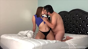 Real Amateur Couple Ficking in front of Camera - Lexi Aaane