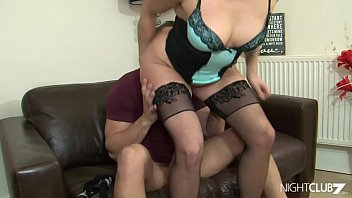 Stepson cums to her Mom's tea cup!