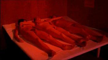 Hot Lesbians in Sauna - In The Sign Of The Gemini (1975) Sex Scene 1