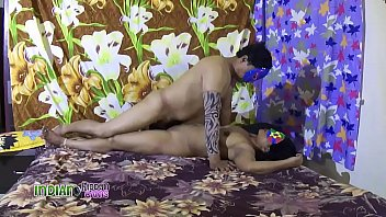 Indore Couple With Mask Filming Her Exclusive Porn Videos