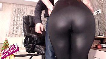 crazy secretary webcam anal show