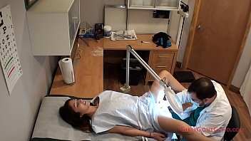Innocent Young Alexa Rydell Submits To Mandatory Medical Examination For Her To Attend Tampa University - Part 3 of 8 - EXCLUSIVE MedFet For Members ONLY @ GirlsGoneGyno.com