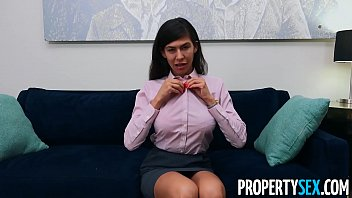 PropertySex Factory Worker Enjoys Fucking Hot Real Estate Agent