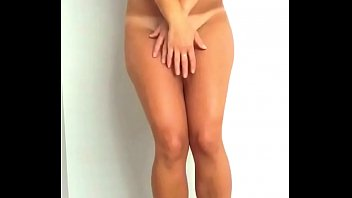 My Friend's Wife Dancing Completely Naked in Heels, Full Frontal