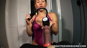 Cock Control: PUMP! - Miss Brat Perversions