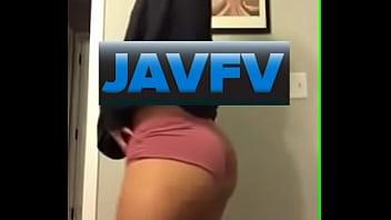 Young teen twerking her big ass (javfv.com)