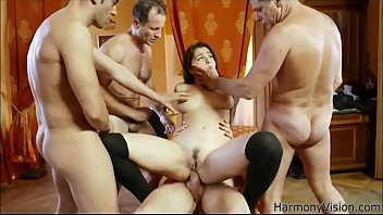 Valentina Nappi anal & DP part 3