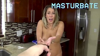 Son Controls Mom with Magic Remote Control - Son f. Mom to Fuck Him, POV - Mom Fucks Son, f. Sex, MILF - Nikki Brooks
