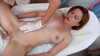 Ryta (19 yo) went to her gynecologist