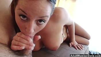 Hot Wife Blows Hubby's Best Friend