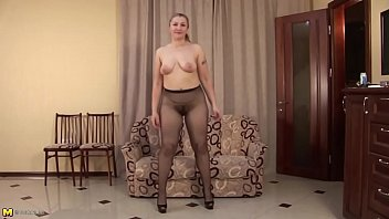 Russian mommy